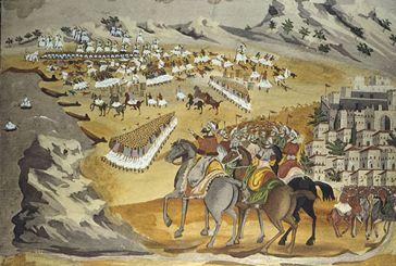 18 Ιουνίου: Η Μάχη της Λαγκάδας ( Μενίδι Αιτωλοακαρνανίας)