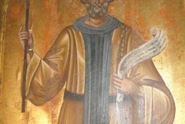Εορτή Αγίου Βαρβάρου του Πενταπολίτη και Μυροβλύτη