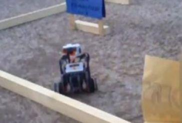 Τα Ρομποτ στο Παναιτώλιο,η καινοτομία και η άθληση Vs απαισιοδοξίας