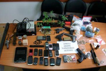 21 συλλήψεις, δικογραφία για 70!