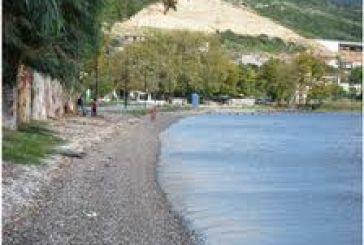 Δράση εθελοντικού καθαρισμού στην παραλία Σταμνάς