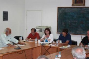 Συνέλευση της Τοπικής Οργάνωσης ΣΥΡΙΖΑ Θέρμου