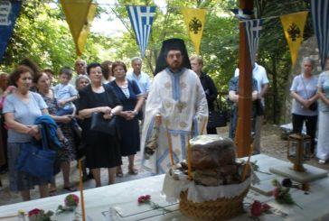 Εορτασμός Αγίου Βάρβαρου του Πενταπολίτου στην Τρύφου Ξηρομέρου