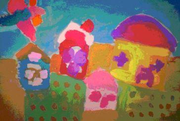 Έκθεση ζωγραφικής μαθητών δημοτικών σχολείων Αμφιλοχίας