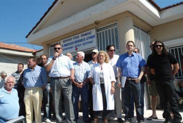 Συγκέντρωση διαμαρτυρίας για την υποβάθμιση του Κέντρου Υγείας Κατούνας