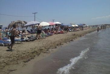 Οι κατάλληλες για κολύμβηση ακτές στο Νομό μας