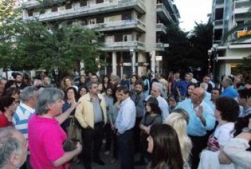 """Β' ΕΛΜΕ: Εκδήλωση και …""""ευχαριστίες"""" στους  Βουλευτές"""
