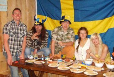 Λεωφορεία με οπαδούς σουηδικού ξύλου από Αγρίνιο!