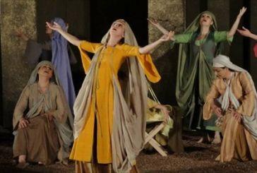 «Ελένη» στο Κηποθέατρο Αγρινίου