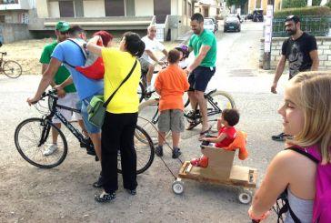 Μεγάλη επιτυχία σημείωσε η 1η ποδηλατοδρομία στον Αστακό
