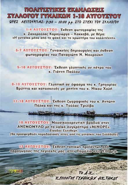 ASTAKOS GYNAIKES AYGOYSTOS 2013