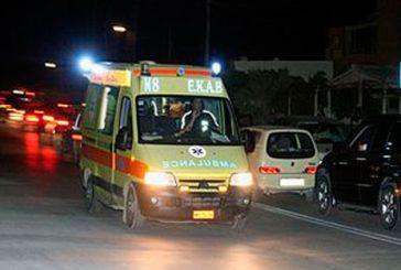 Τραυματίας στο Αρχοντοχώρι μία ώρα περίμενε ασθενοφόρο