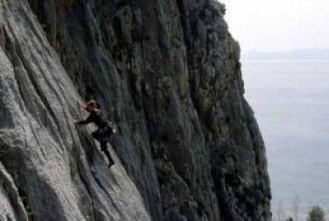 Περιπέτεια ορειβάτη στη Βαράσοβα