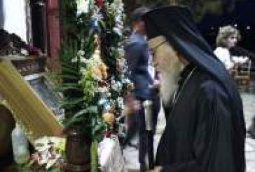 110 χρόνια από την εύρεση της ιεράς εικόνας Παναγίας της εν Βλαχέρναις