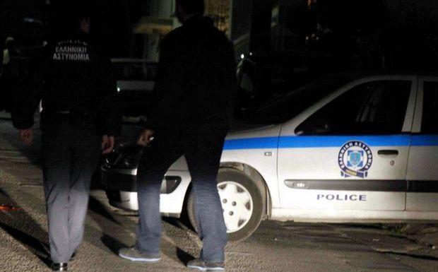 Τρύφος: είχε μαχαίρι και συνελήφθη…