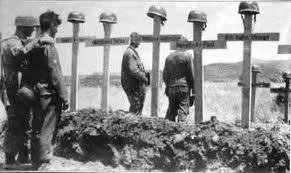 Μνημόσυνο για τα θύματα της Γερμανικής κατοχής στις Ενότητες Αρακύνθου και Μακρυνείας