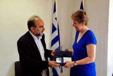 Συζήτησαν για συνεργασία  μεταξύ Περιφέρειας Δυτικής Ελλάδας και Αυστρίας