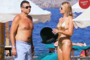 Λιάγκας, Σκόρδα και Πλούταρχος στις παραλίες της Παλαίρου