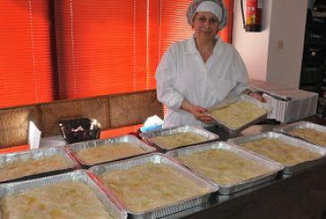 Παραδοσιακές πίτες από τον Συνεταιρισμό Γυναικών Ναυπάκτου