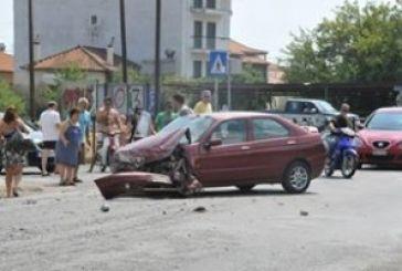 Ναύπακτος:Σφοδρή σύγκρουση οχημάτων στη Γέφυρα του ΣΚΑ