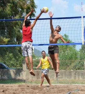 8ο Τουρνουά Beach Volley από την Ομόνοια στη Ναύπακτο