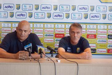 Μ. Μπελεβώνης: Θα παίζαμε ακόμα στο Παμπελοποννησιακό!