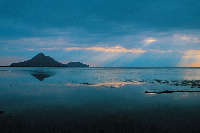 Νησίδα Οξιά από το Διόνι