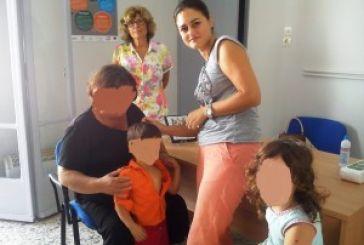 Εμβολιασμός ανασφάλιστων παιδιών στο Κοινωνικό Ιατρείο του Δήμου Μεσολογγίου