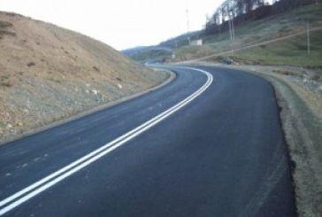 Προς βελτίωση 7.45χλμ του δρόμου Αγρινίου-Καρπενησίου