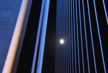 12 φωτογραφικά ενθύμια από την πανσέληνο στη Γέφυρα