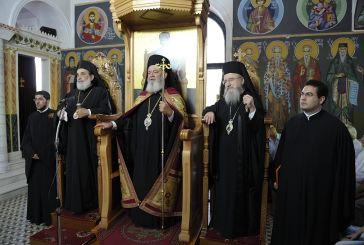 Με λαμπρότητα ο εορτασμός του Αγίου Κοσμά του Αιτωλού