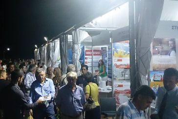 Συνεχίζεται η 3η Έκθεση Τοπικών Προϊόντων στο Μεσολόγγι