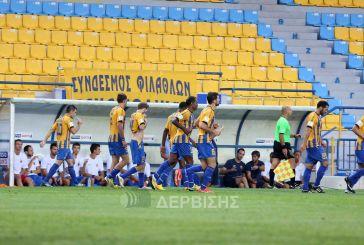 Τελικό:Παναιτωλικός- ΠΑΟΚ 2-0 φωτορεπορτάζ