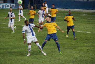 Φάσεις από τον φιλικό αγώνα Παναιτωλικός-ΠΑΣ Γιάννινα 3-1