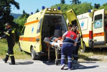 Δέματα τριφυλλιού καταπλάκωσαν 42χρονο στον Εμπεσό