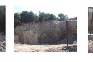 Κωνωπίνα:Καταγγέλουν ότι εργολάβος καταπάτησε ξένο χωράφι