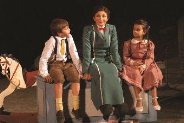 """""""Νταντά εξ ουρανού"""" στο Κηποθέατρο Aγρινίου"""