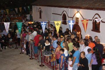 Με ευλάβεια γιορτάστηκε η Παναγία η Λεσινιώτισσα