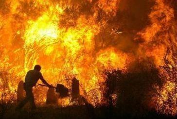 Εκτονώνεται η κατάσταση με τις φωτιές στο Βάλτο
