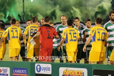 Παναθηναϊκός-Παναιτωλικός 2-0 φωτορεπορτάζ