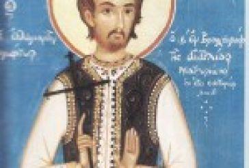 Ο Άγιος Ιωάννης ο Νεομάρτυρας, ο Βραχωρίτης.