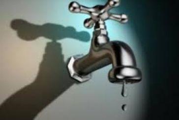 Βλάβη άφησε χωρίς νερό τμήμα της Μακρυνείας