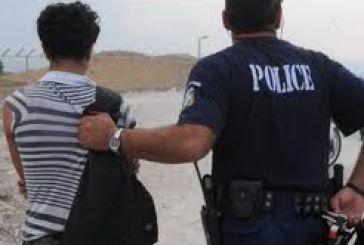 Συλλήψεις λαθρομεταναστών στην περιοχή της Βόνιτσας