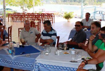 Βόνιτσα: αλιεία, Υγεία και κτηνοτροφία στην αντζέντα της Μ.Τριανταφύλλου