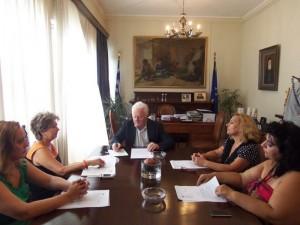 Κοινωνικές δράσεις  στο δήμο Αγρινίου
