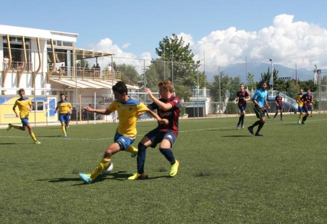 2-0 τη Βέροια η Κ17 του Παναιτωλικού