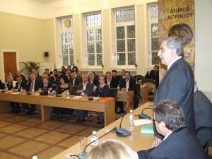 Σημαντικά θέματα στην ατζέντα του δημοτικού συμβουλίου Αγρινίου