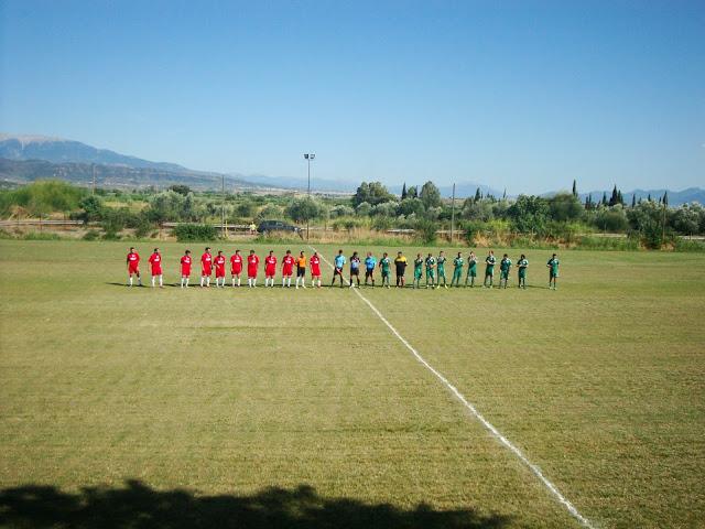 Κύπελλο ΕΠΣΝΑ: Πανοχθιακός- Αστέρας Αγρινίου 0-1 (φωτό)
