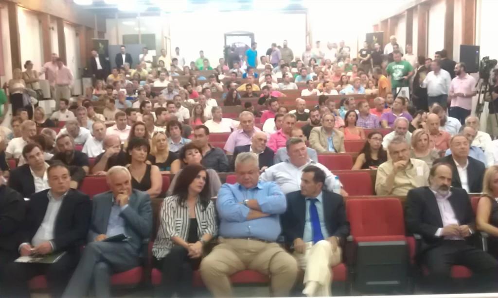 Πανελλήνια Ένωση Νέων Αγροτών:Στον απόηχο ενός συνεδρίου …