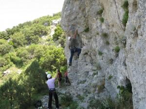 Ορειβατικό ραντεβού στον Αράκυνθο